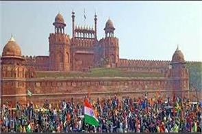 red fort closed for common people till 31 january