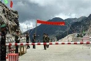 minor clash between indian and chinese troops in sikkim