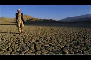 drought conditions in pakistan may worsen the meteorological department