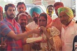 the only mahant of punjab to win the municipal council elections