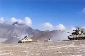 china withdraws more than 200 tanks in 2 days from ladakh lac indian army