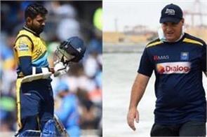 sri lanka coach arthur and batsman thirimanne corona positive