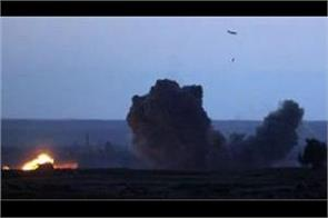 us airstrikes on pro iranian militants in syria kill 17