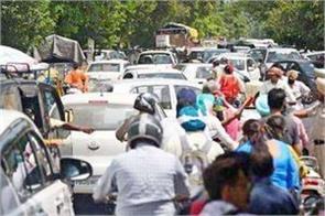 traffic police alert in ludhiana