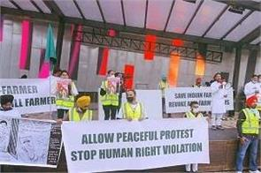 melbourne  indian community  farmers protest