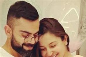 virat kohli anushka sharma daughter picture