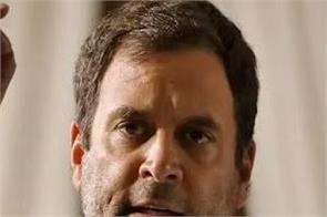 rahul gandhi government farmers agriculture law