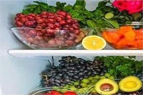 refrigerator fruits vegetables spoiled health