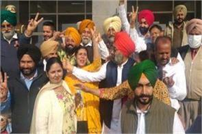 congress wins in mohali