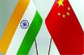 india and china senior commander