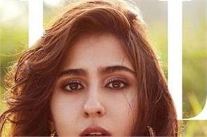 bold photoshoot for sara ali khan magazine  photos