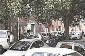 jalandhar dozens of vehicles mirrors
