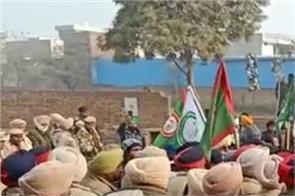 ferozepur bjp president ashwani sharma farmers protest