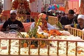 shri guru ravidas maharaj ji parkash purabh jalandhar nagar kirtan