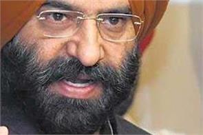 manjinder singh sirsa delhi police notice red fort voilence