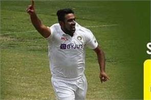 ravichandran ashwin 400 wickets