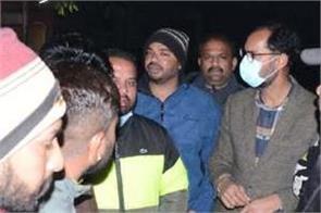 deadly attack  leader dalit students navdeep  jalandhar