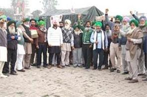 kisan mazdoor sangharsh committee left for delhi