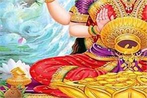 maa lakshmi with this special ritual on friday  the stars of fortune will shine