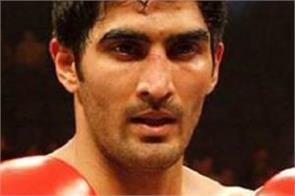 boxer vijender singh  next month  ring  return