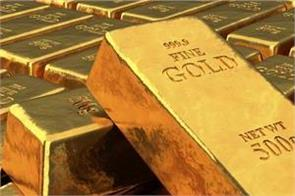 gold price plunges