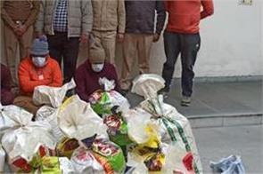 smugglers arrested opium