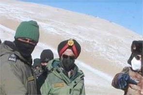 pangong lake india china troops meeting
