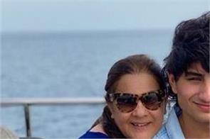 sara mother amrita special sharing photos and birthday wishes