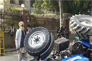 navreet singh death case  tractor parade  delhi high court