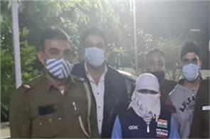 rohtak massacre  main accused sukhwinder arrested from delhi