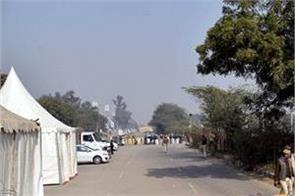 security tightened at singhu border