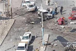car bomb explodes near presidential palace in somalia