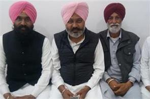 captain for forcing farmers to commit suicide  harpal cheema