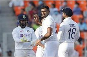ashwin became the second fastest bowler to take 400 wickets in a test