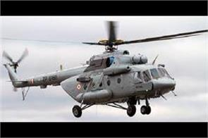 troopers on leave from kashmir get mi17 helicopter facility