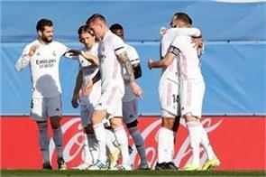 real madrid retained their claim with another win