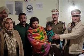 bhogpur police arrest father son kidnapping child from ferozepur