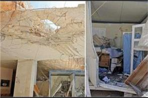 syrian government attack on idlib hospital atareb several citizens killed
