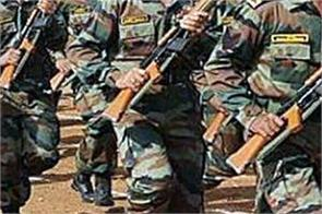 army recruitment scam  cbi books 6 lt col ranked officers and others