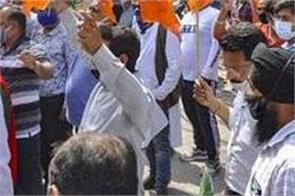 bjp councillors fear in kapurthala after brutal beating for mla