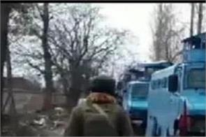 jammu and kashmir shopian security forces 4 terrorists death