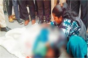 little child died in accident