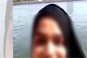 gujarat river ayesha suicide husband arrested