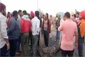 accident in gurdaspur