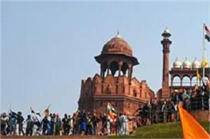 red fort violence case delhi police arrested two persons