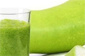 include gourd juice diet to relieve many problems flatulence