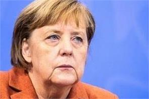 germany  lockdown  angela merkel