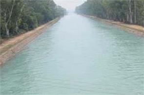water release program in punjab canals continues
