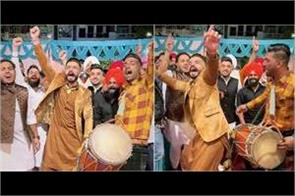sukh kharoud marriage video