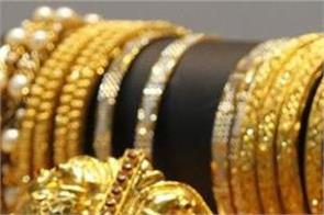 gold gains rs 44 silver weakens rs 637
